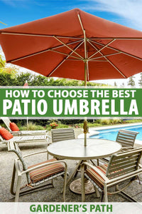 Made in the Shade: The 7 Best Patio Umbrellas You Can Buy