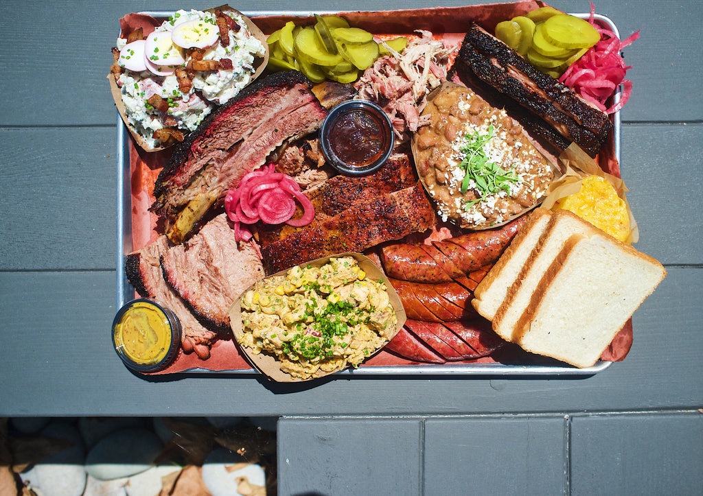 Heritage Barbecue brings Texas-style smoked meats—and the art of line culture—to Orange County