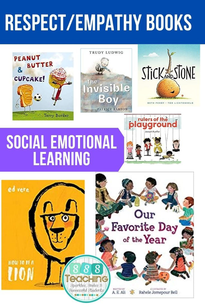 Looking for social emotional learning picture books?! This ultimate list is all about fantastic respect read alouds.