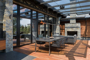 Outdoor patios and decks are perhaps the biggest advantage of living in a house as opposed to an apartment
