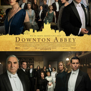 If you are looking forward to the Downton Abby film, then I have great news to share