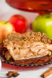 Best Ever Dutch Apple Pie