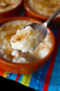 Arroz con Leche with Anise is so rich, so creamy and so flavorful, that you simply won't be able to get enough