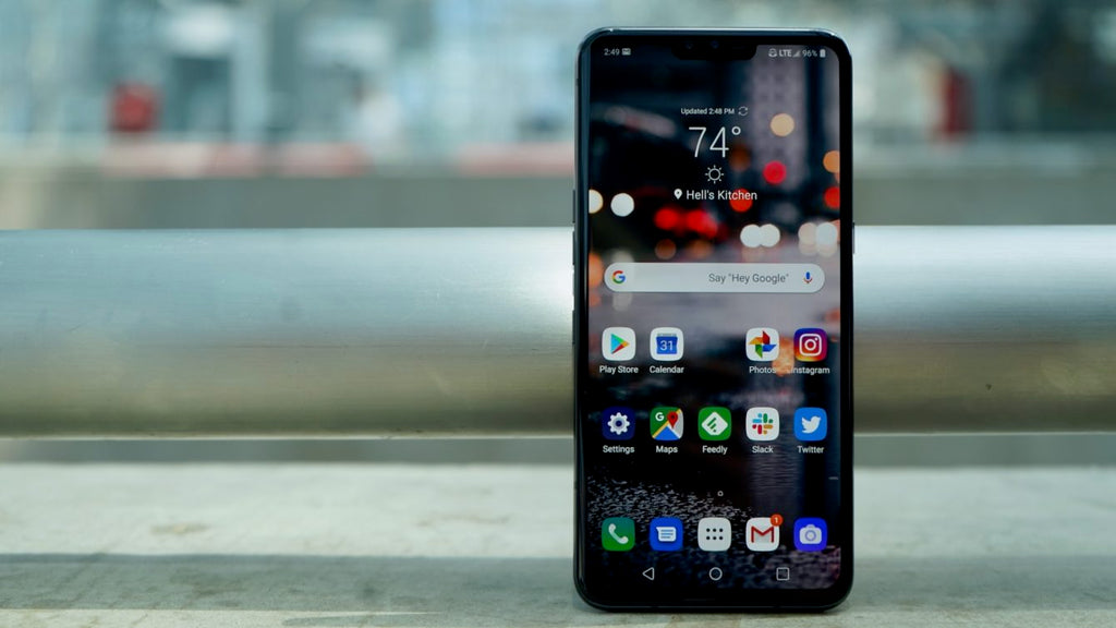 LG V50 ThinQ review: Phone more widely available as 5G coverage grows