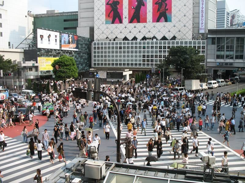 Shibuya Station Guide - How To Navigate Through Ticket Gates And Exits
