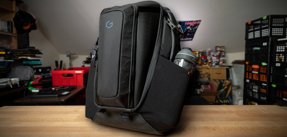 Want to stay well prepped for day-to-day college tasks but watching the finances? Find out if the reasonably priced System G Carry+ 17″ Backpack is right for you, as well as what budget-friendly tools you can fit inside it…