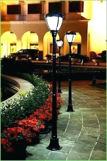 Affordable Patio Lamp Post