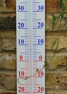 Perfect Concept Large Outdoor Thermometer
