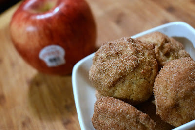 Apple Snickerdoodles #AppleWeek #Sponsored