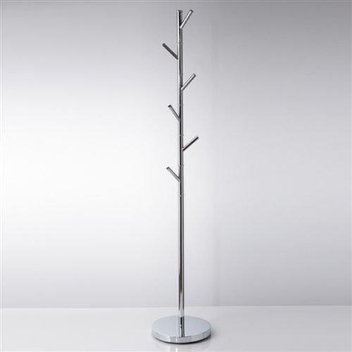 Organize with torre tagus imagine designs saguaro coat rack silver