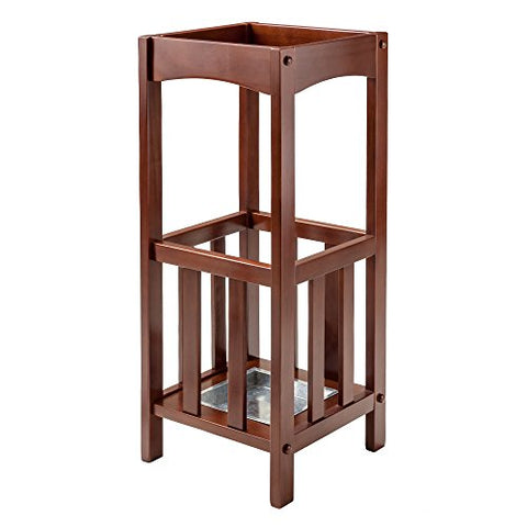 Winsome Rex Model Name Storage/Organization, Walnut