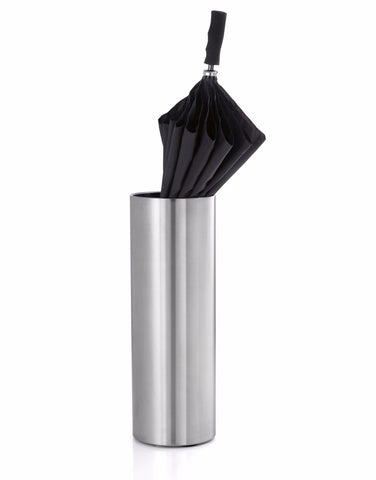Stainless Steel Umbrella Stand - Solid