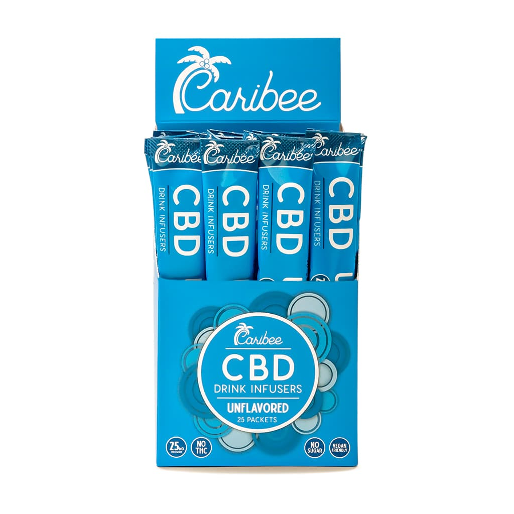 CBD Unflavored Drink Mix Single Serve Packet