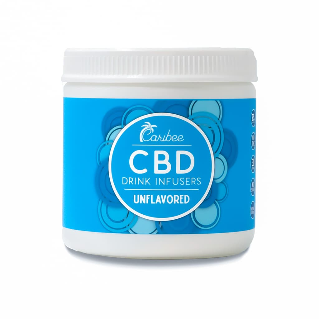 CBD Unflavored Drink Mix 30 Serving Tub