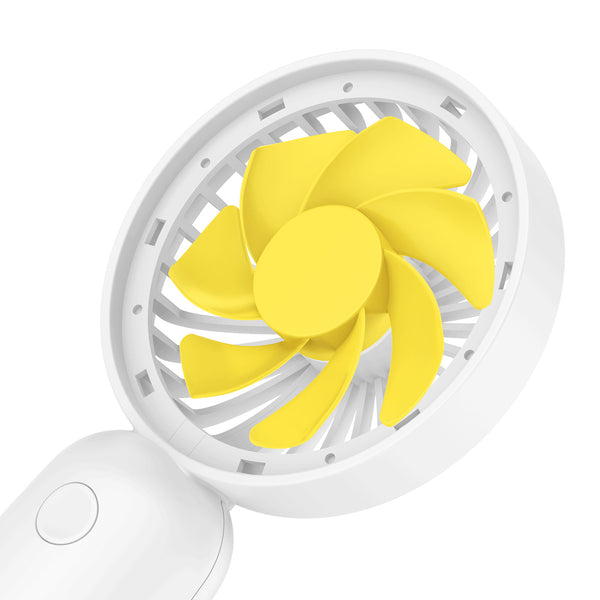Mini Night Light Electric Handy Fans
