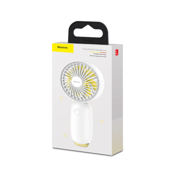 Mini 3-Speed Night Light Electric Handy Fans