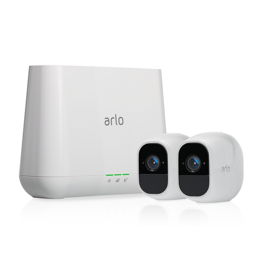 Arlo Pro 2 1080P Wire-Free Weather-Proof 2-Camera System