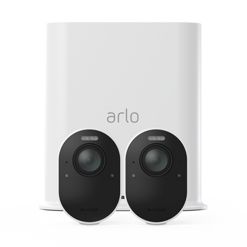 Arlo Ultra 4K UHD Wire-Free Security 2-camera System