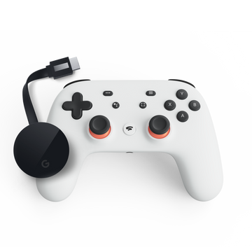 Stadia Premiere Edition (includes Chromecast Ultra)
