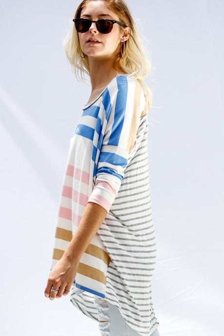 Port Royal Stripe Top