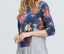 Load image into Gallery viewer, Amelia Floral Print Top