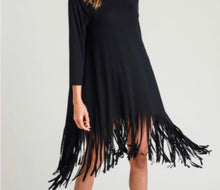 Load image into Gallery viewer, Bottom Fringe Tunic