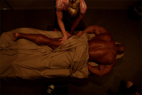 Why Massage Therapy Is So Important for Weightlifters and Bodybuilders