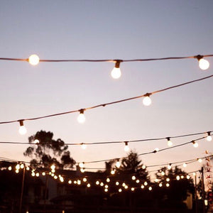 Party / Event Hire Low Voltage Festoon Package 'A'