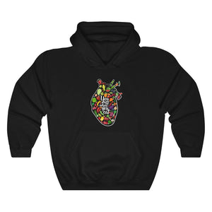 You Are What You Eat Unisex Hoodie
