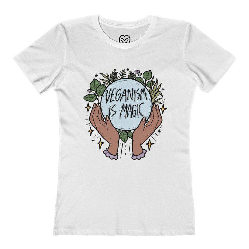Veganism Is Magic Women's T-Shirt