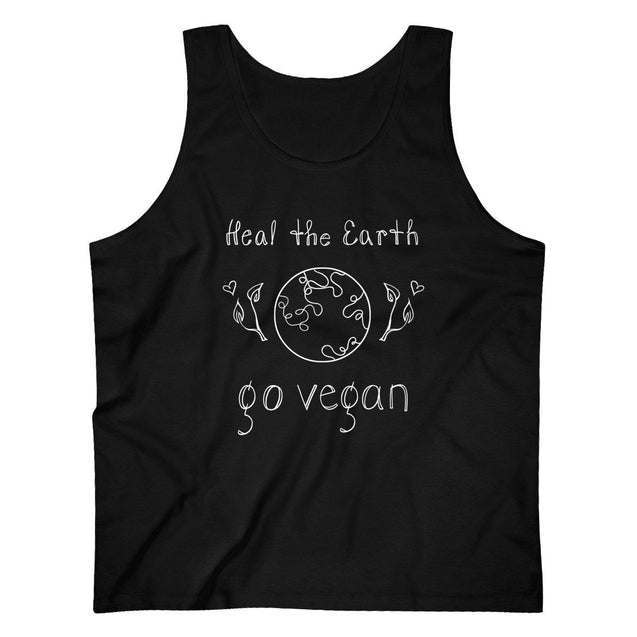Heal The Earth Men's Tank