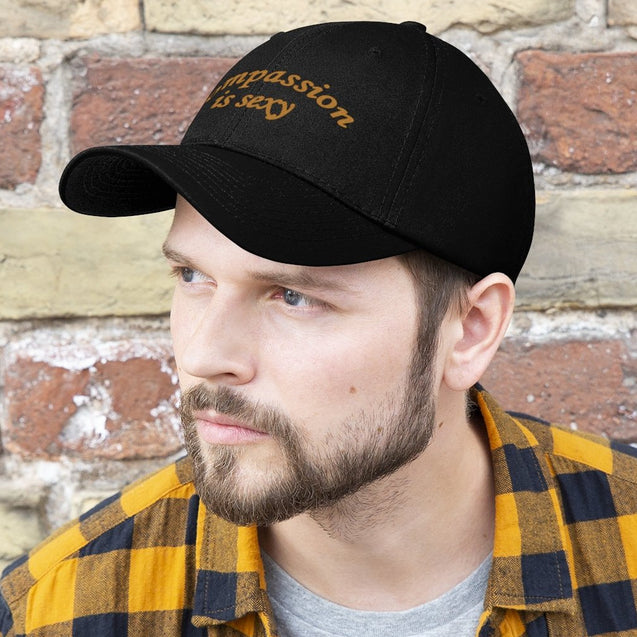 Compassion Is Sexy Unisex Hat