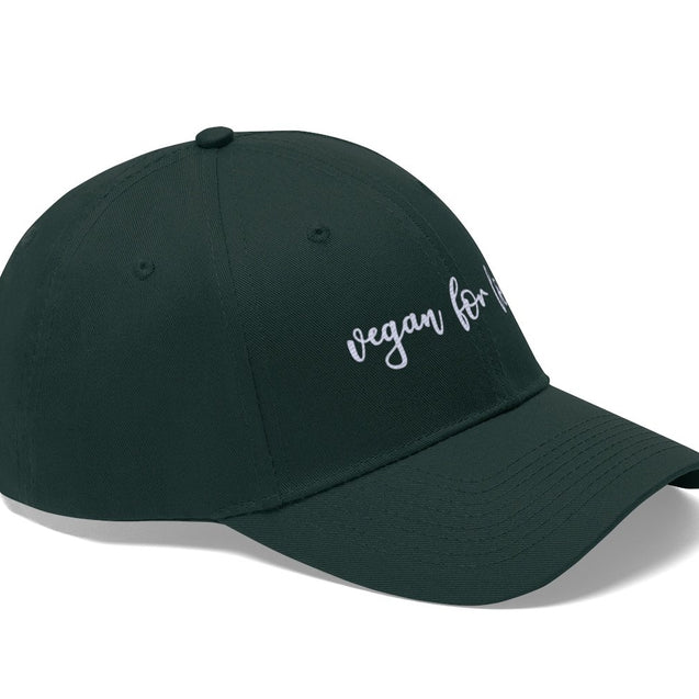 Vegan For Love Unisex Hat