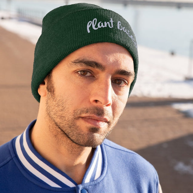 Plant Based Knit Beanie