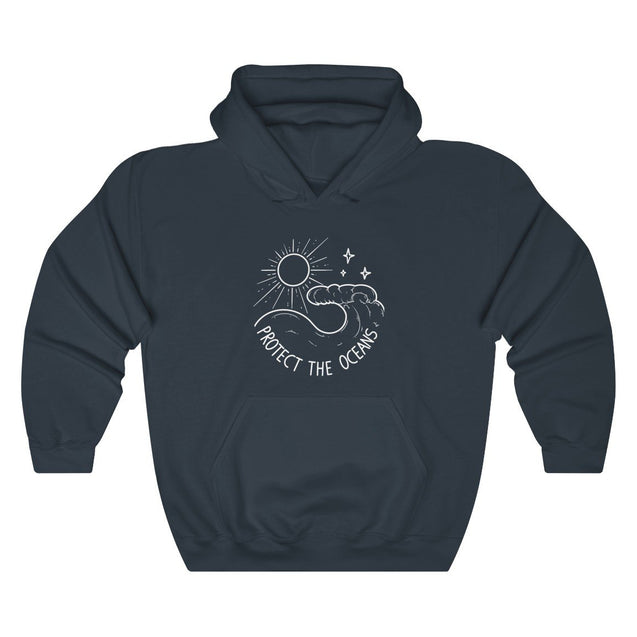 Protect The Oceans Unisex Hoodie