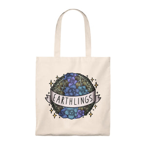 Earthlings Tote Bag