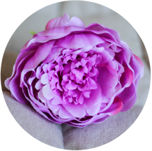 Load image into Gallery viewer, Peonia Fucsia