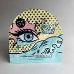 Pop Art Eye Mask