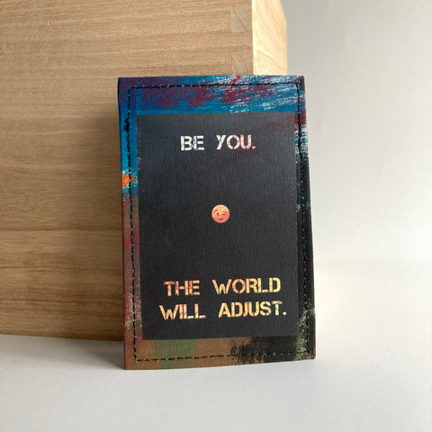 Be  You - Card Holder
