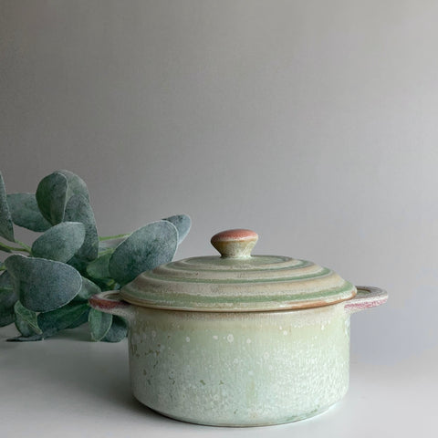 Mini Lidded Casserole