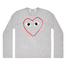 Load image into Gallery viewer, CDG PLAY - Long Sleeve Tee