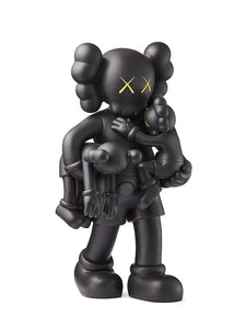 KAWS CLEAN SLATE (BLACK) 2018