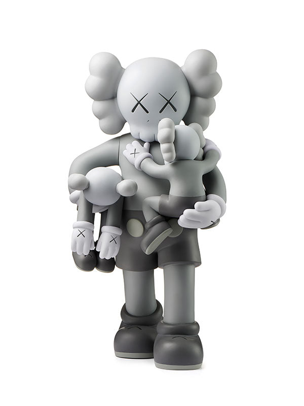 KAWS CLEAN SLATE GREY