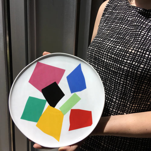 Confetti Serving Plate