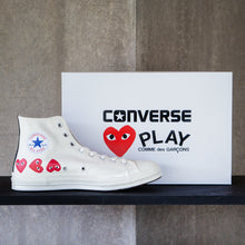 Load image into Gallery viewer, CDG PLAY x Converse - OFF WHITE