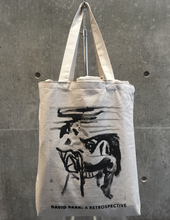 Load image into Gallery viewer, Canvas tote- David Park: A Retrospective