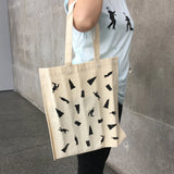 Robyn O'Neil Canvas Tote