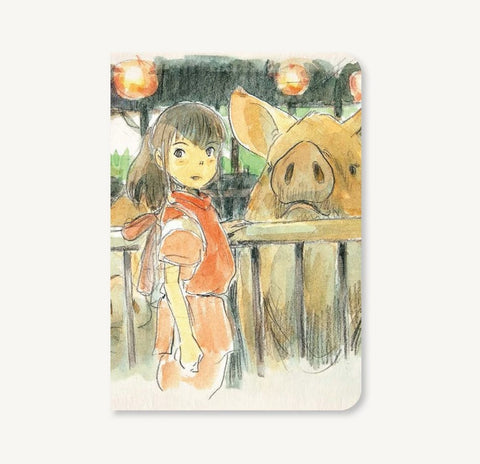 Spirited Away Journal
