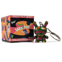 Load image into Gallery viewer, Andy Warhol Dunny Keychain Blind Box