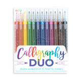 Double-Ended Calligraphy Set